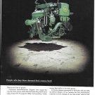 1966 Detroit Diesel Marine Engines Color Ad- Nice Photo