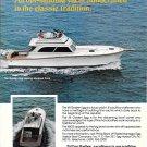 1979 Egg Harbor 48 Golden Egg Yacht Color Ad- Nice Photo