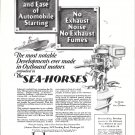 1929 Johnson Outboard Motors Ad- Sea- Horse 32