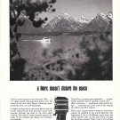 1965 Kiekhaefer Mercury Outboard Motors Ad- Nice Photo