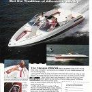 1992 Maxum 1900/ SR Boat Color Ad- Nice Photo