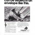 "1974 America's Cup Yacht ""Intrepid"" Ad- Nice Photo"