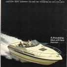 1997 Century Cortez 230 Boat Color Ad- Nice Photo