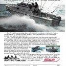 1983 Boston Whaler Boats Color Ad- Nice Photo 25' Revenge