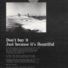 1971 Sea Ray Boat Ad- Nice Photo
