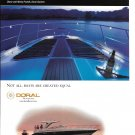 2004 Doral Boats Color Ad- Nice Photo