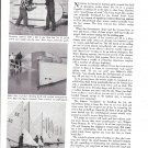 1964 Article Racing A Great South Bay Scooter Ice Boat- Nice Photos
