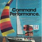 1979 S2 Yachts Color Ad- Nice Photo 11.0 A Sailboat- Boat Specs