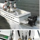 1997 Bayliner 25 Boat Review- Nice Photos & Boat Specs