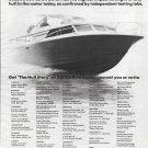 1973 SeaBird Boats Ad- Nice Photo