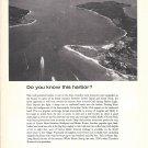 1972 Chubb Insurance Ad- Nice Photo Oyster Bay, Long Island