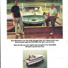 1963 Chris- Craft 31' Boat Featured in 1966 Ad- Nice Photo