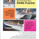 1966 Evinrude Rogue Boat Color Ad- Nice Photo
