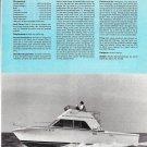 1977 Phoenix 29' Cruiser Boat Review- Nice Photos & Boat Specs