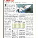 1998 Century 22 Boat Review- Boat Specs & Photo