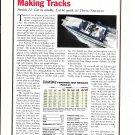 1998 Patrick 23 Cat Boat Review- Boat Specs & Photo