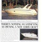 1998 Chris- Craft 320 Express Cruiser & 260 Express Color Ad- Nice Photo