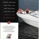 1998 Rinker 232 Captiva Boat 2 Page Color Ad- Nice Photo