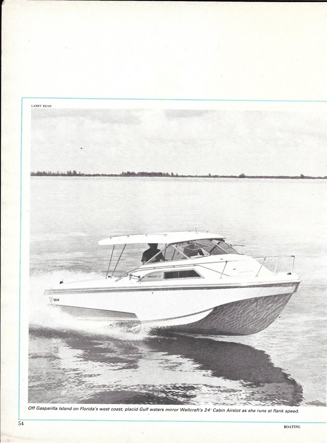 1972 Wellcraft Marine 24' Airslot Boat Review- Boat Specs & Nice Photos