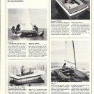 1977 Formula F-20-Thompson 7784-Kalia CT- Kat 416 New Boats Ad- Photos