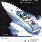 Old Sunseeker 55' Camargue Boat Color Ad- Nice Photo
