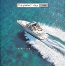 2000 Sea Ray Boat Color Ad- Nice Photo