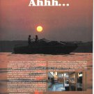 1984 Chaparral Express Cruiser Boat Color Ad- Photo