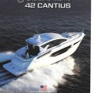 2021 Cruisers Yachts 42 Cantius Color Ad- Nice Photo