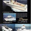 1970 Stamas Boats Color Ad- Nice Photo V24- V26- V21- V26