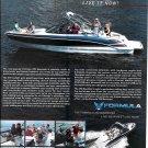 2021 Formula 270 Bowrider Boat Color Ad- Nice Photo