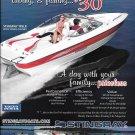 2006 Stingray 195LR Boat Color Ad- Nice Photo- Hot Girl