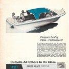 1969 Aristo- Craft 9- Teen boat Ad- Nice Photo