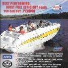 2006 Stingray Boats Color Ad- Nice Photo