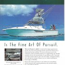 2000 Pursuit 3400 Express Boat Color Ad- Nice Photo