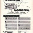 1958 Norseman Marine Engines Ad- Photo