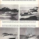 1958 Correct Craft-Chris-Craft-Wheeler- Borum New Boats Ad- Nice Photos