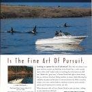 2001 Pursuit 2460 Denali Boat Color Ad- Nice Photo
