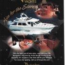 2001 Navigator 42' Classic Yacht Color Ad- Nice Photo