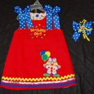 Over the Big Top Circus Dress