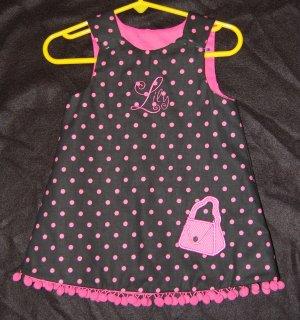 Polka Dot Purse Dress