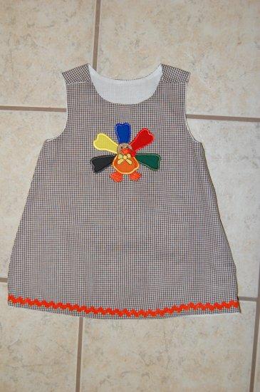 Thanksgiving Turkey Dress