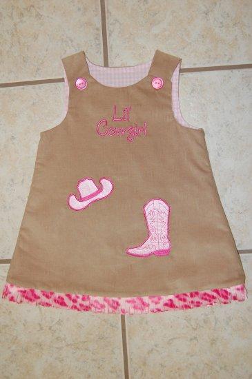 Cowgirl Dress!