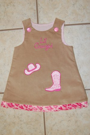 Cowgirl Dress!