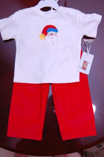 Boys Santa Outfit