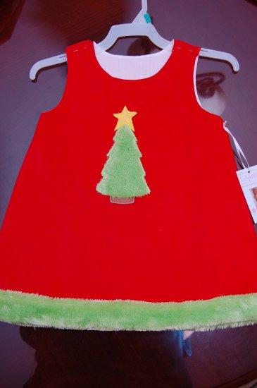 Fuzzy Christmas Tree