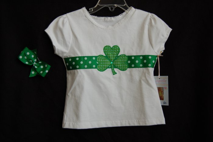 St. Patrick Ribbon Shirt