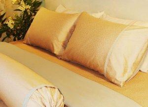Bed set - King (Orange fever)