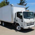 Leach Enterprises has a New Isuzu  Box Truck for Sale Online