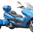Leach Enterprises has a 3 Wheel Gas Scooter Moped for Sale Online