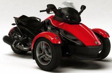 Leach Enterprises has a 2015 Cam Spyder Bike for Sale Online